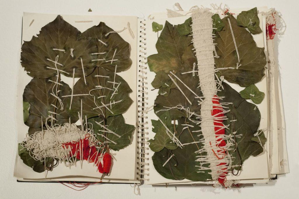 """Thomas de Falco, expositie """"Nature"""", 2017, zaaloverzicht in het Triennale Design Museum te Milaan."""