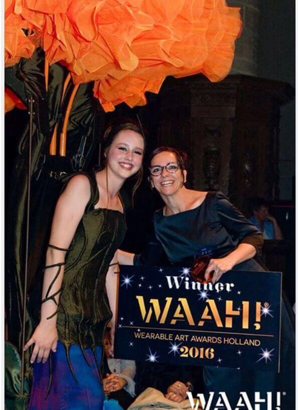 Nathalie Prins van Duin, winnaar WAAH! 2016 (foto: Tabitha van Duin Picture Perfect Living).