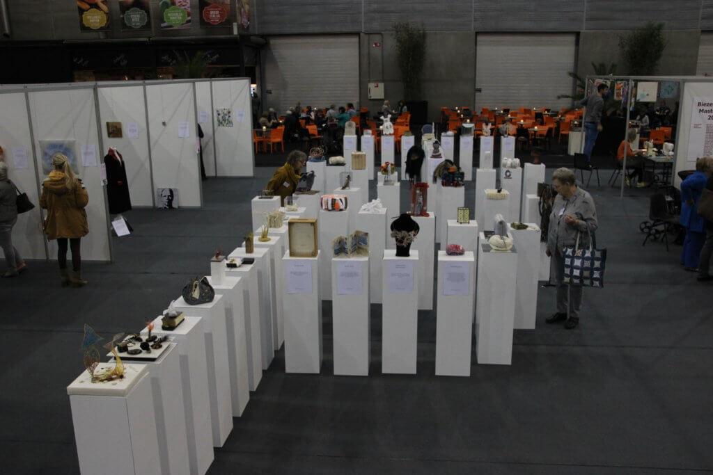 Expositie Textiel Plus Arts & Crafts Wedstrijd 2018