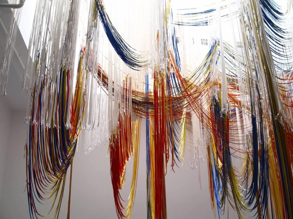 Jonathan Gabb, Acrylic Painting Sculpture, De Nada