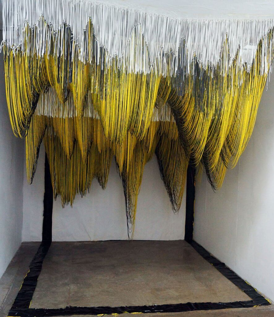Jonathan Gabb, Acrylic Painting Sculpture