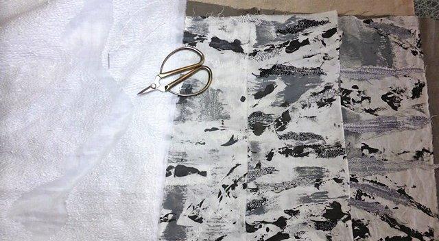Tini van Bebber, lid Zeeuws Textiel Collectief