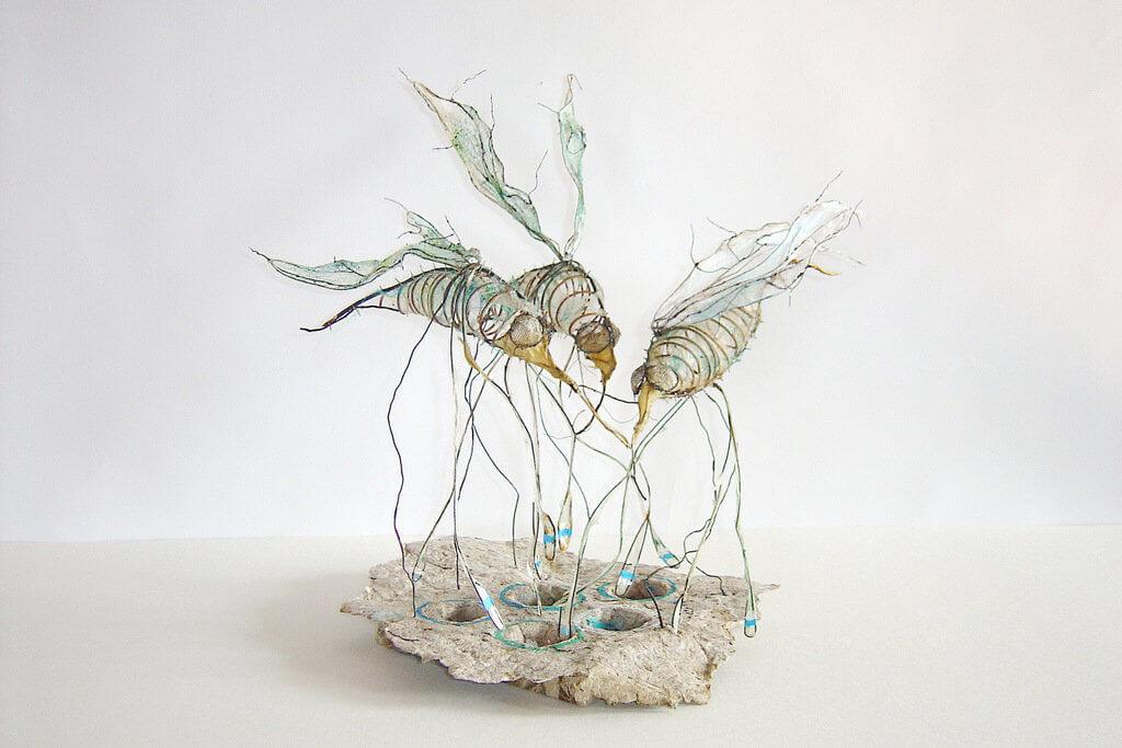 """Anna van Bohemen, """"Insecten""""."""