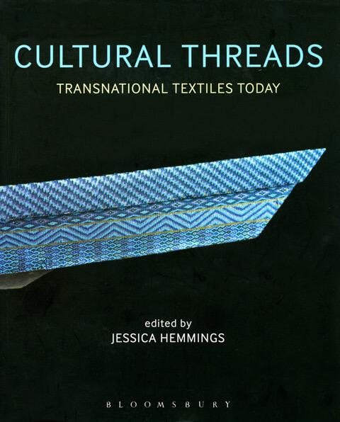 Cover boek Cultural Threads
