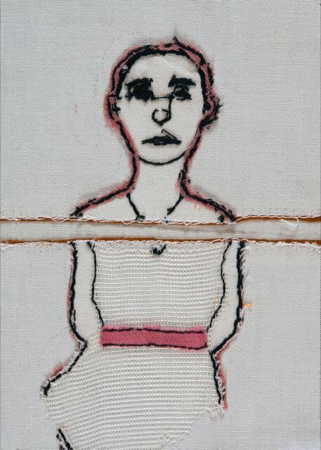 "Lia de Jonghe, ""Ballerina""."