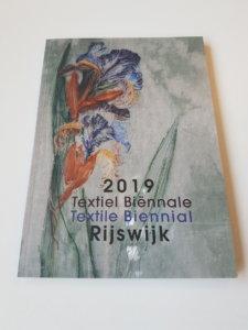 Catalogus Textiel Biënnale Rijswijk 2019