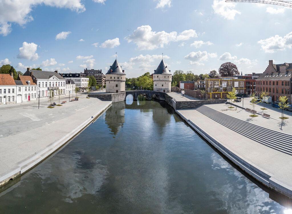 Broeltorens (foto: Stad Kortrijk).