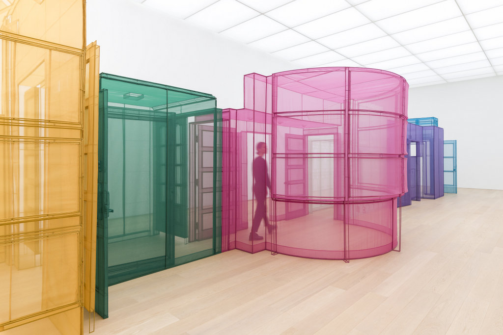 Do Ho Suh - foto Museum Voorlinden