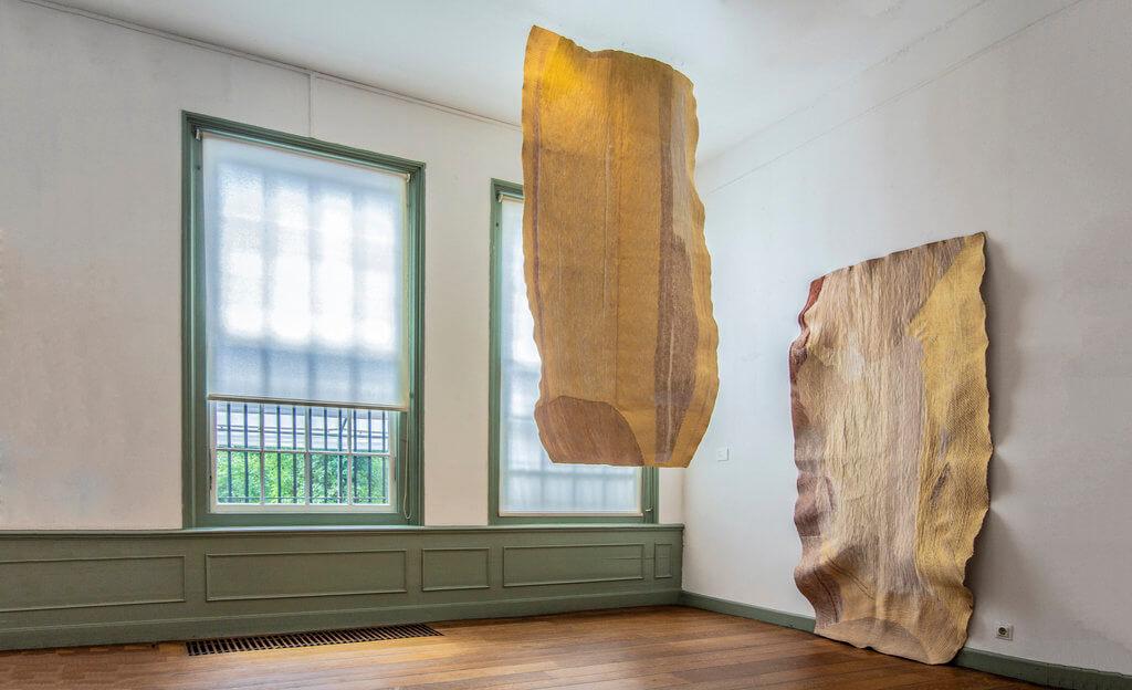 Rijswijk Textiel Biennale 2019, Josefina Concha, (foto: Paul de Boer).