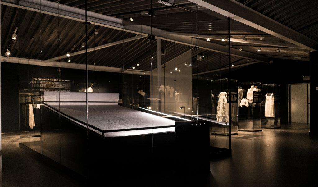 Schatkamer in Museum Texture in Kortrijk (foto: Alexander Stragier).