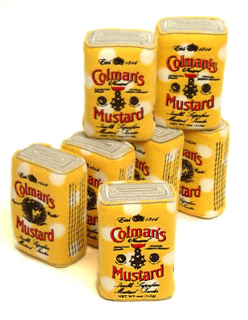 Nicola Gibson, 'Colman's Mustard'