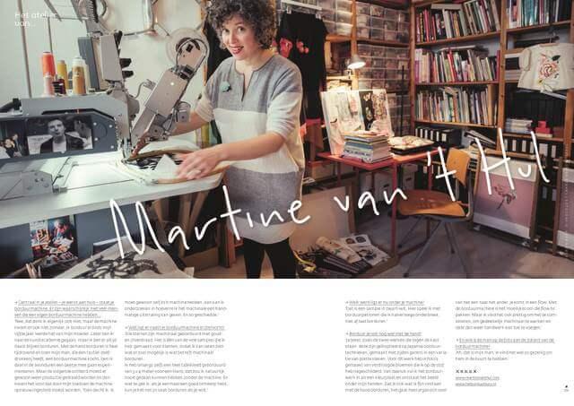 TxP 251 Martine van t Hul