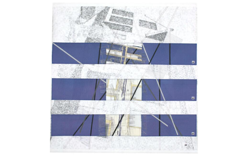 Willy Doreleijers, 'BluePrint', 2015.