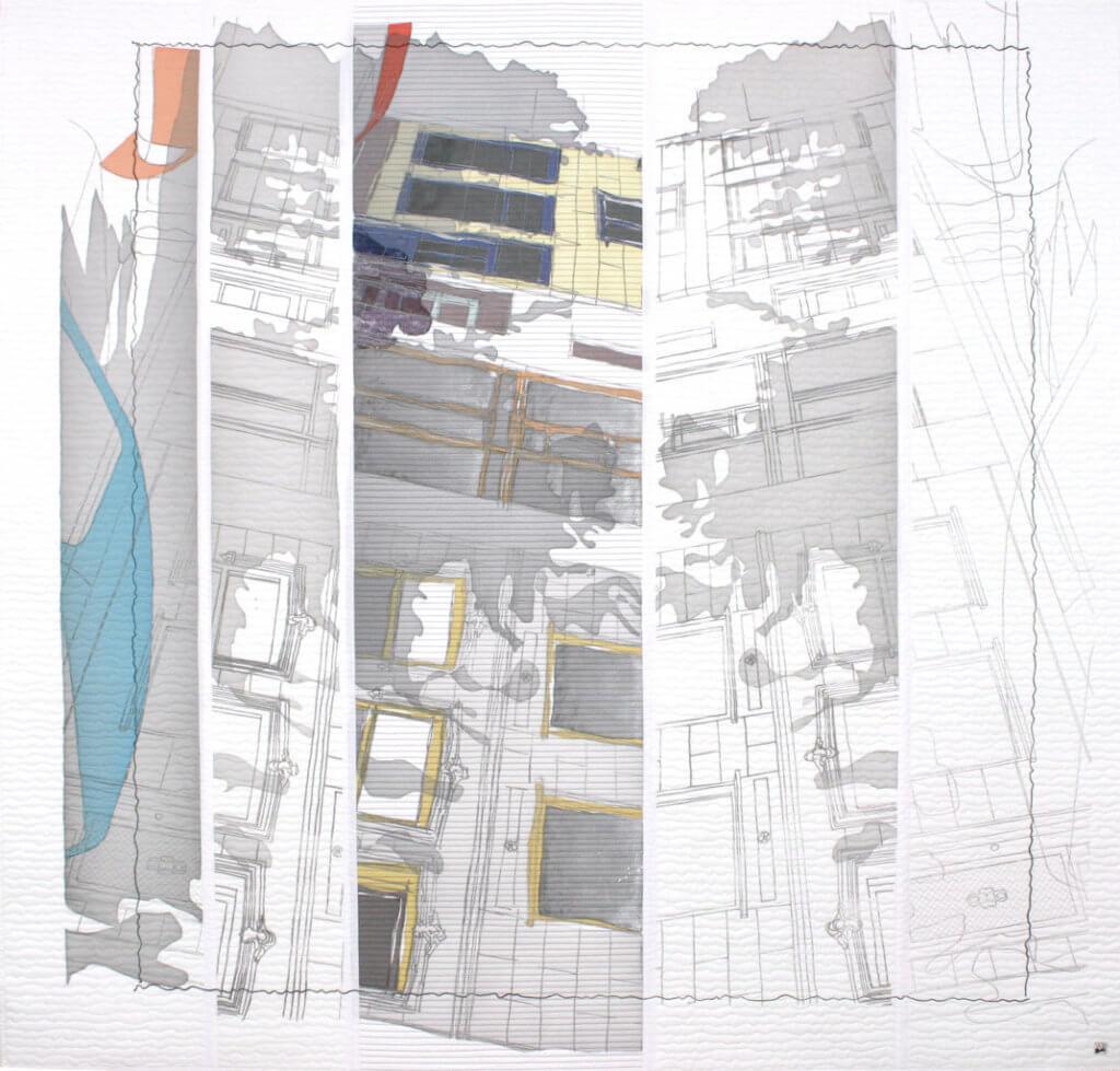Willy Doreleijers, 'Neurotic City', 2012.
