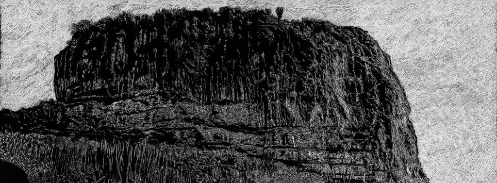 "Jan Hendrix, ""The Yagul tapestries III"", 2018 (foto: Oak Taylor Smith)."