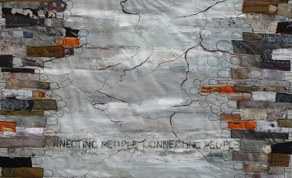 """Willy Schut, """"Connecting people""""."""