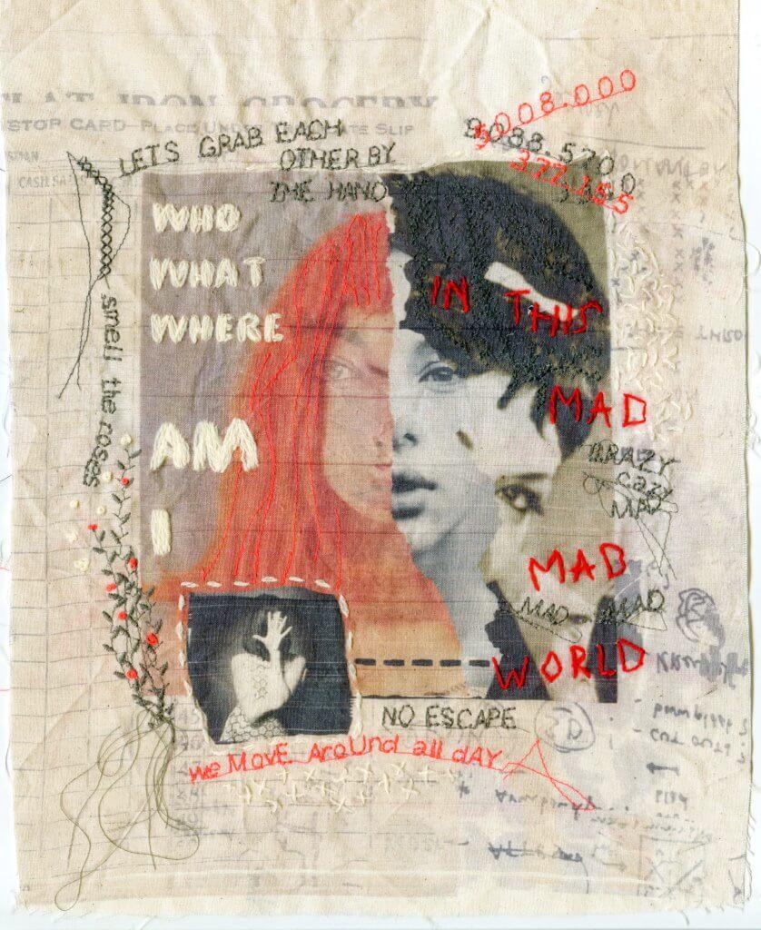 """Beryl Cameron, """"Who What Where""""."""