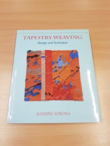 Tapestry Weaving, Joanne Soroka