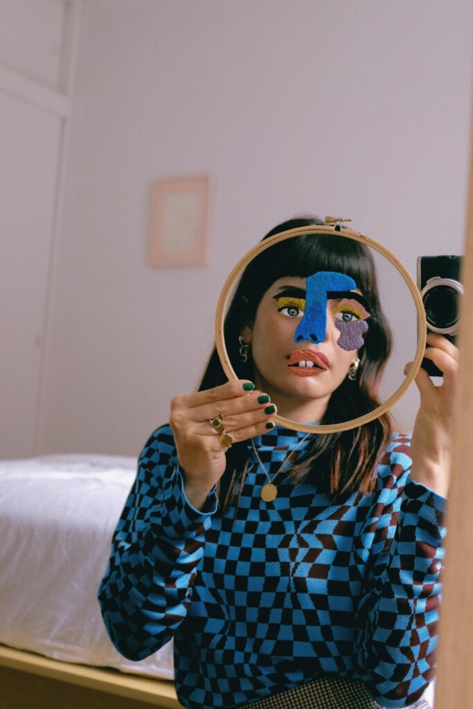 Elena Obando, untitled.