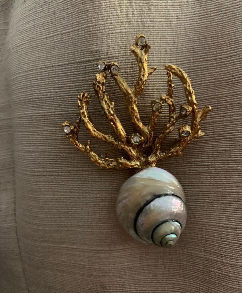 "Detail expositie ""Yves & Catherine, une histoire d'amour"" (foto: Edith Rijnja)."