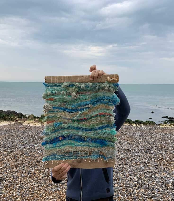 "Afke Coehoorn, 'No Waves Without the Ocean"""