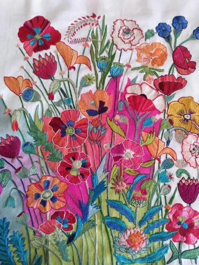 """Anne van de Pas, """"Ode aan de lente"""""""