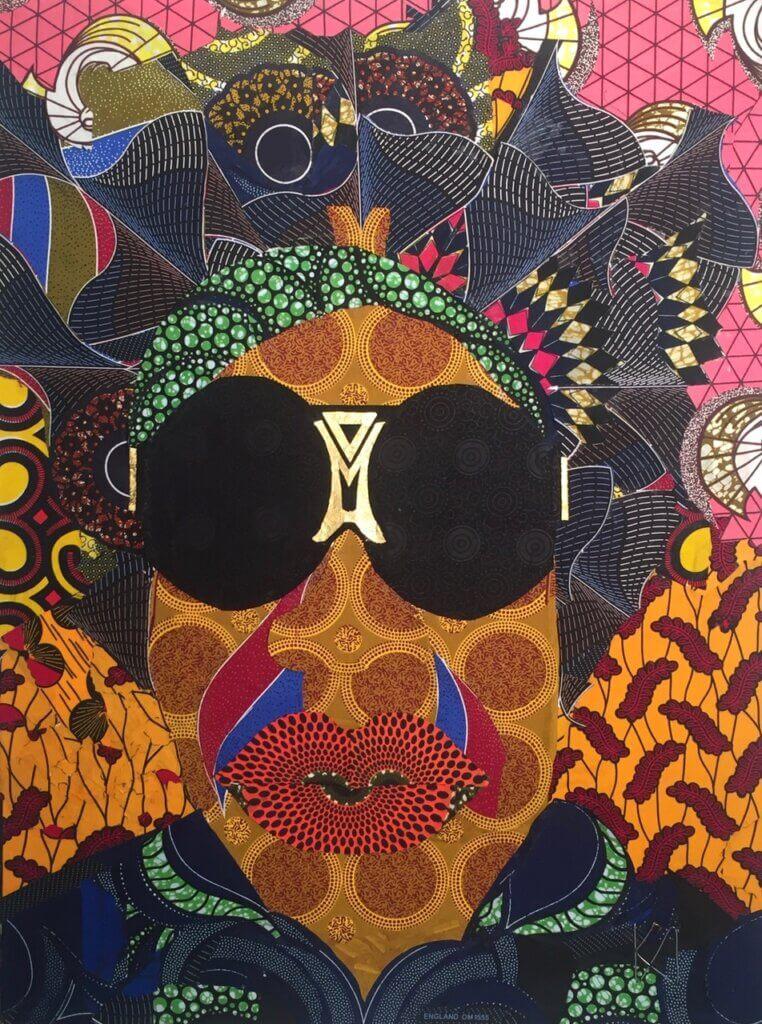 """Kwame Akpokavi, """"Soul Brother""""."""